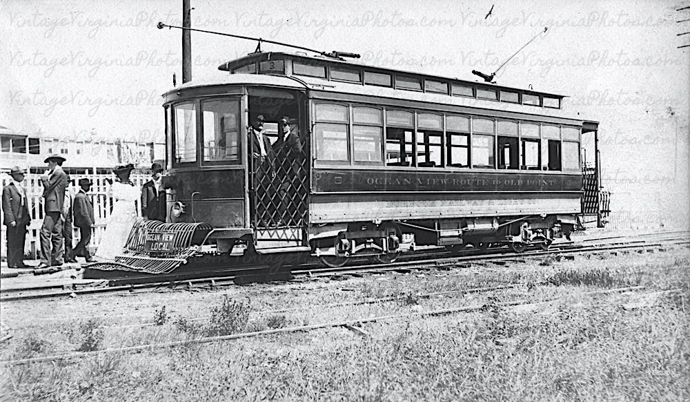 bw-no0107-ocean-view-old-point-streetcar